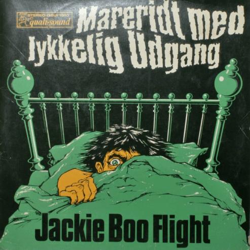Jackie Boo Flight - Mareridt Med Lykkelig Udgang